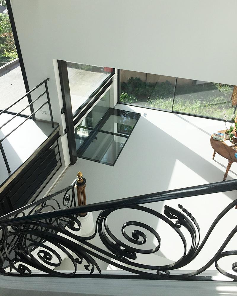 garde corps miroiterie verres structures. Black Bedroom Furniture Sets. Home Design Ideas