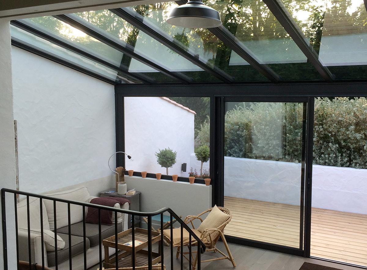 v randas miroiterie verres structures. Black Bedroom Furniture Sets. Home Design Ideas