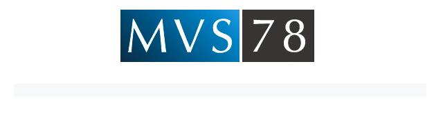 MVS78 - Logo