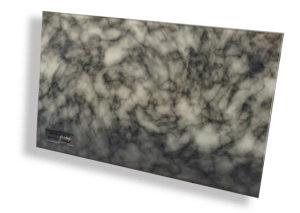 Sérigraphie imitation marbre